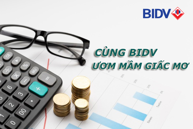 Hướng dẫn vay tiền BIDV không thế chấp