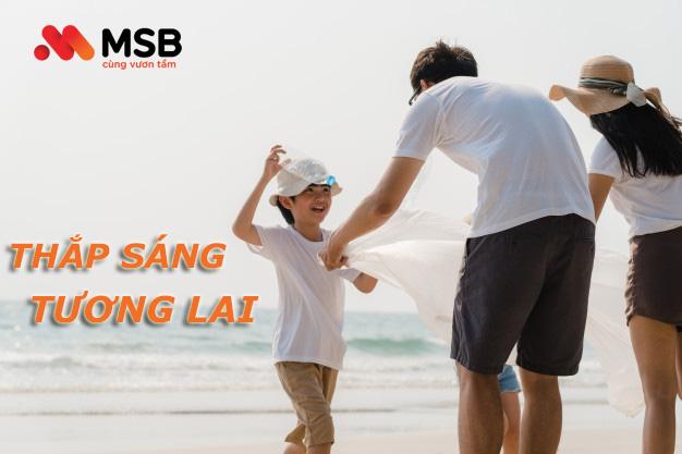 Hướng dẫn vay tiền MSB nhanh nhất